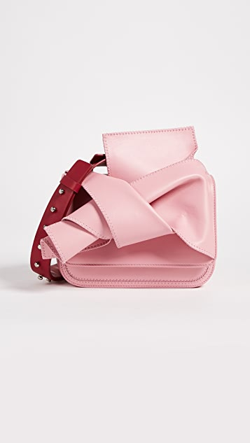 No. 21 Leather Knot Bag
