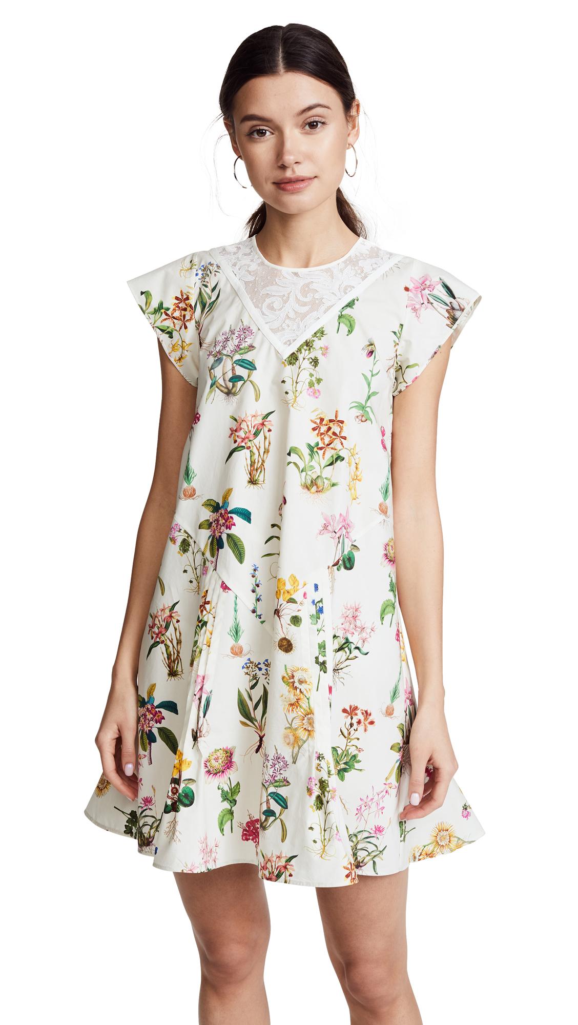 No. 21 Patterned Dress
