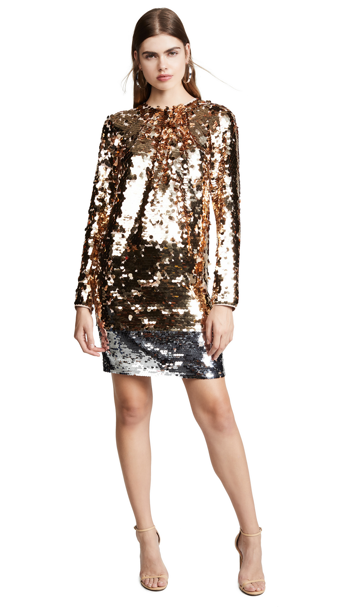 No. 21 Sequin Mini Dress - Multi