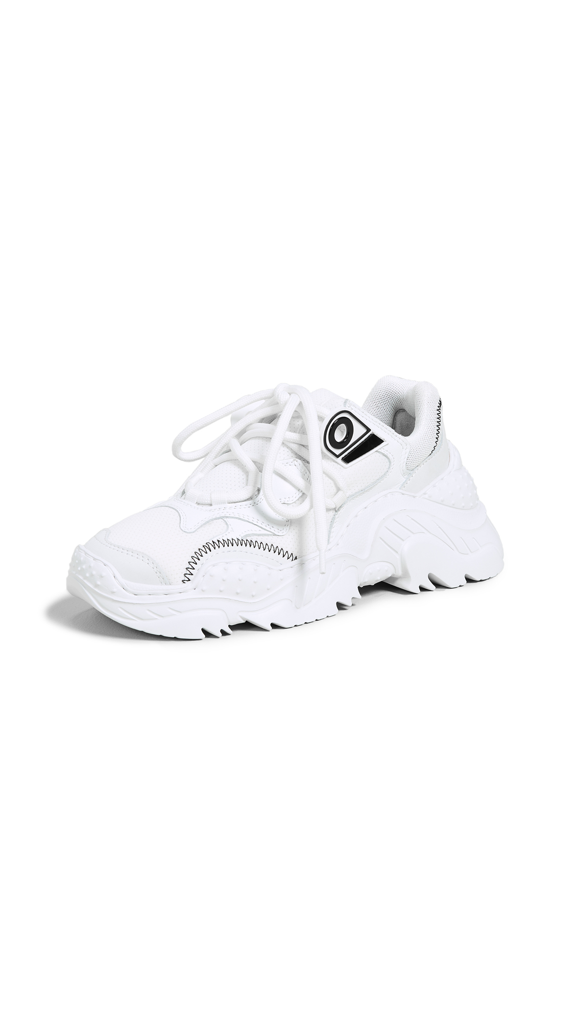 No. 21 Billy Trainer Sneakers - White