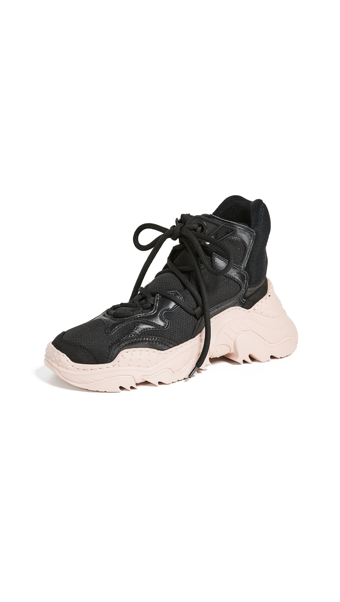 No. 21 Billy Hikers - Black/Nude