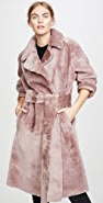 No. 21 Shearling Trench