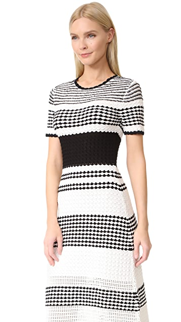 Novis Bennington Short Sleeve Dress