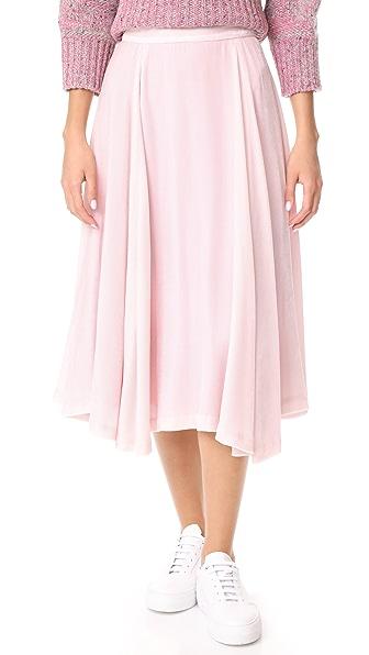 Novis Underhill Skirt - Pink
