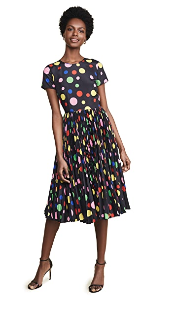 Photo of  Novis Junpier Sunburst Dress - shop Novis dresses online sales