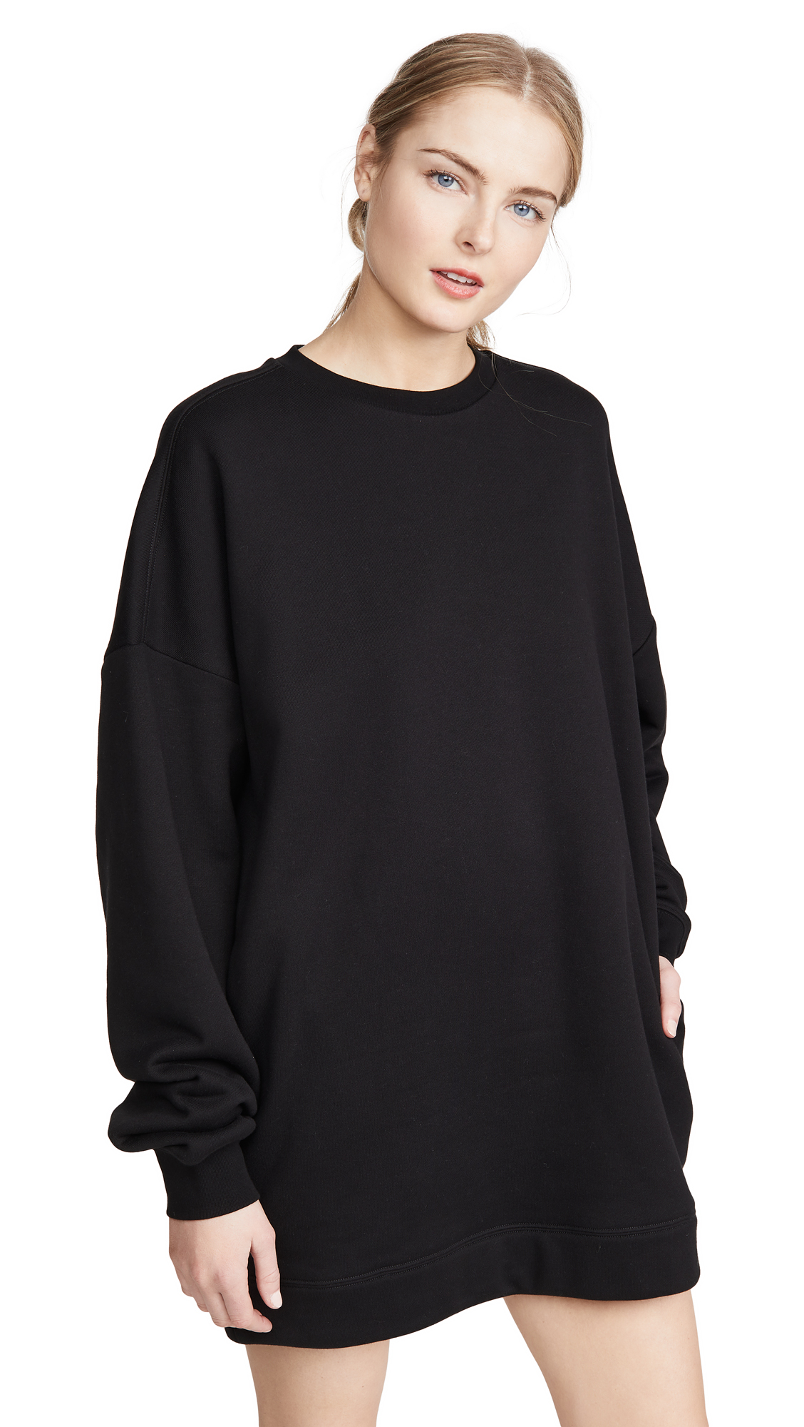 Buy Ninety Percent Jumbo Sweatshirt Dress online beautiful Ninety Percent Clothing, Dresses