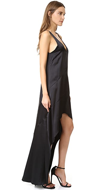 Narciso Rodriguez Sleeveless Gown
