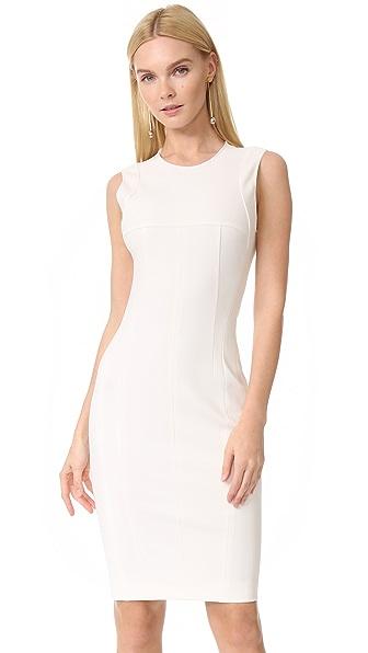 Narciso Rodriguez Платье без рукавов