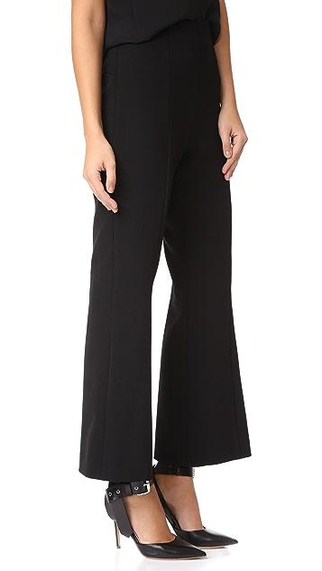 Narciso Rodriguez Barathea Trousers