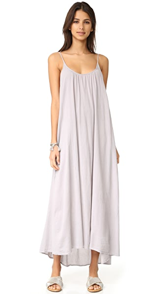 9seed Tulum Maxi Dress - Pebble