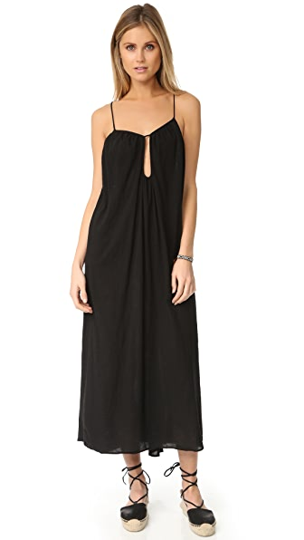 9seed Positano Keyhole Maxi Dress