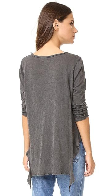 NSF Rosie Long Sleeve Top