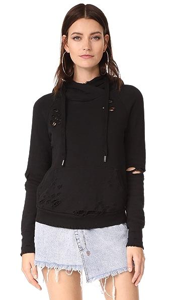 NSF Lisse Sweatshirt In Black