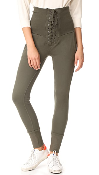 NSF Maren Trousers - Drab