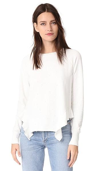 NSF Adelaide Sweatshirt - Soft White