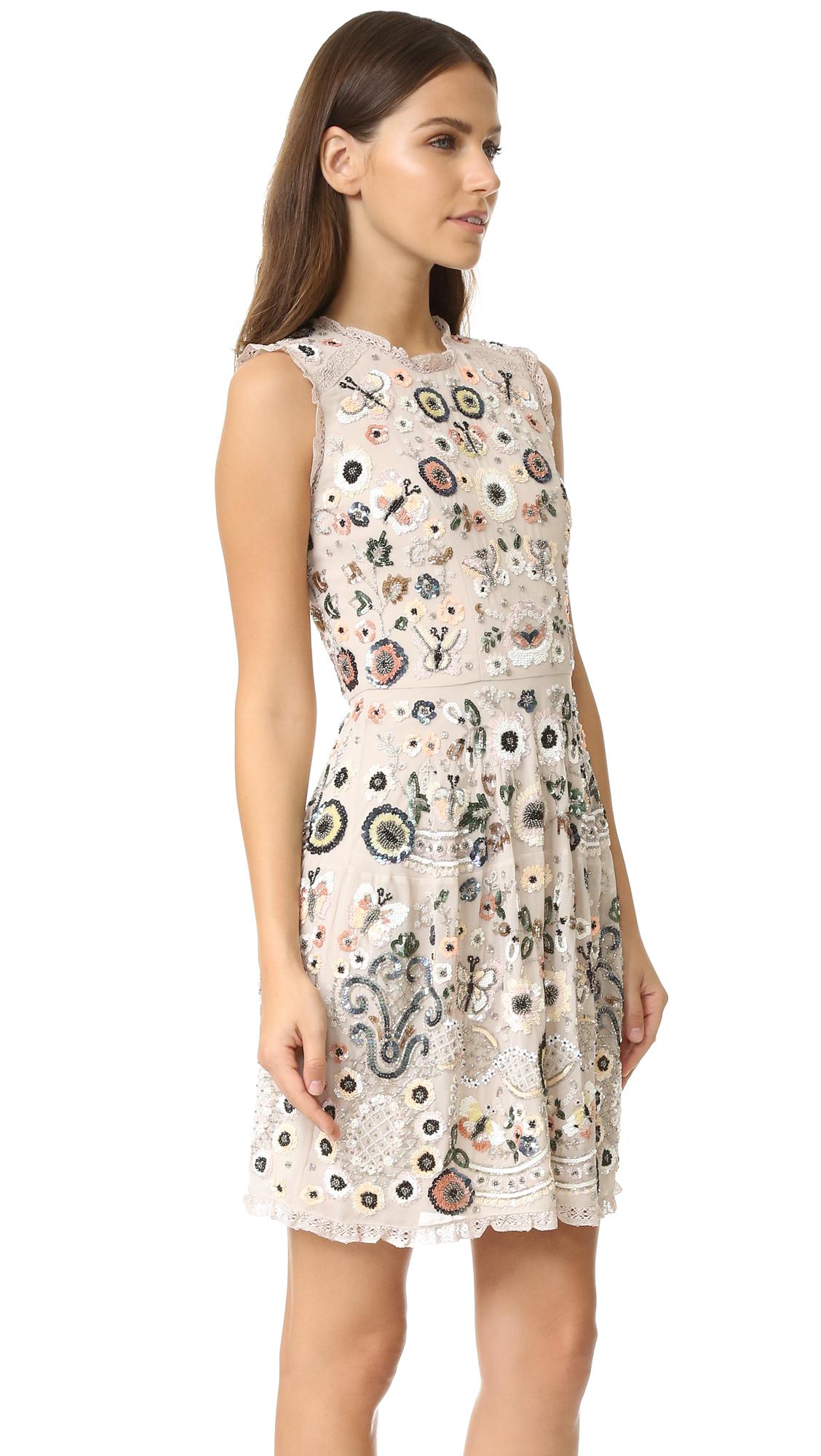 Butterfly Prom Dress
