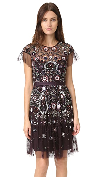 Needle & Thread Enchanted Lace Dress