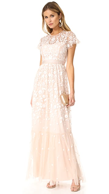 Needle & Thread Tulle Meadow Gown