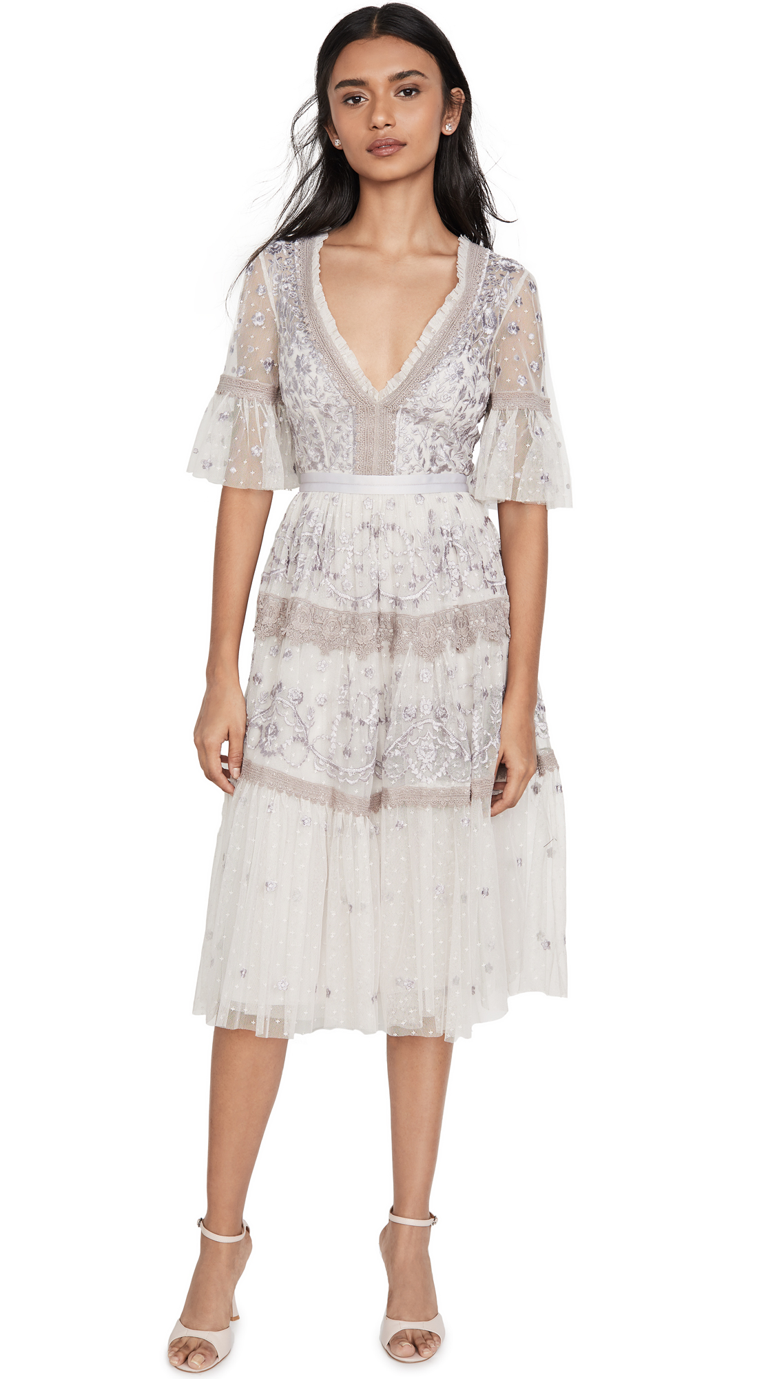 Buy Needle & Thread Midsummer Lace Dress online beautiful Needle & Thread Clothing, Dresses