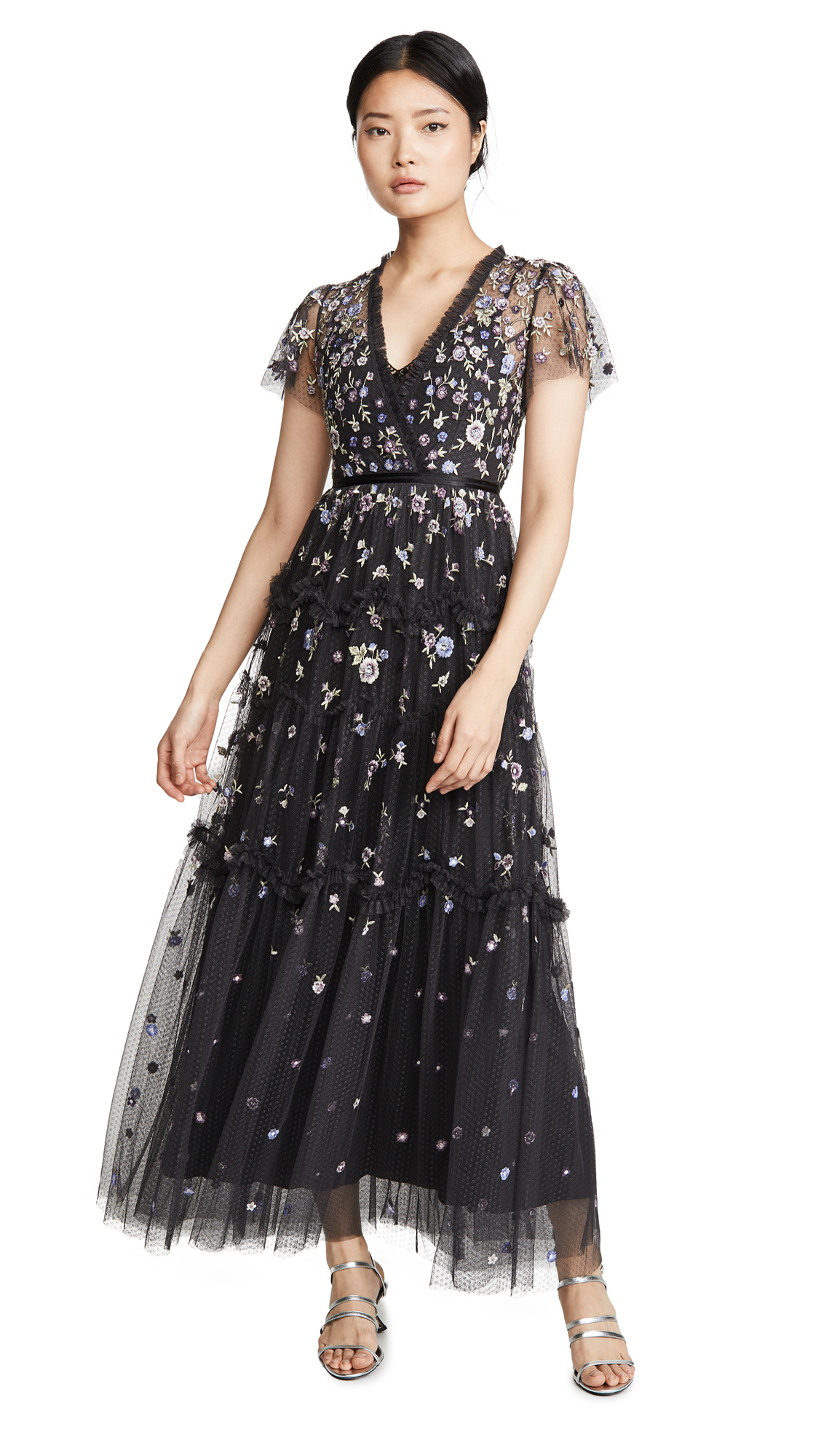 Needle & Thread Prarie Flora Gown - 30% Off Sale
