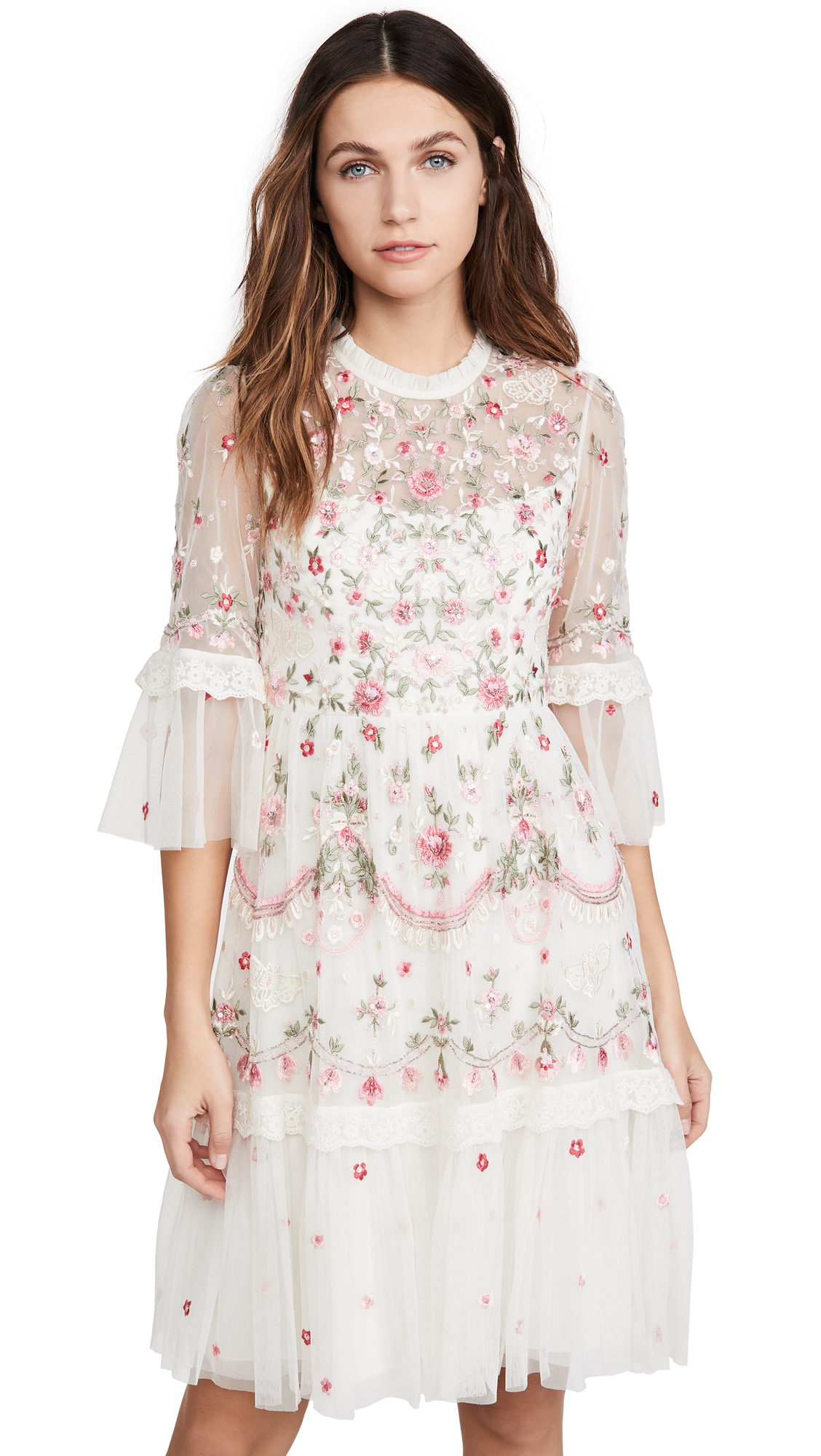 Needle & Thread Butterfly Meadow Dress - 30% Off Sale