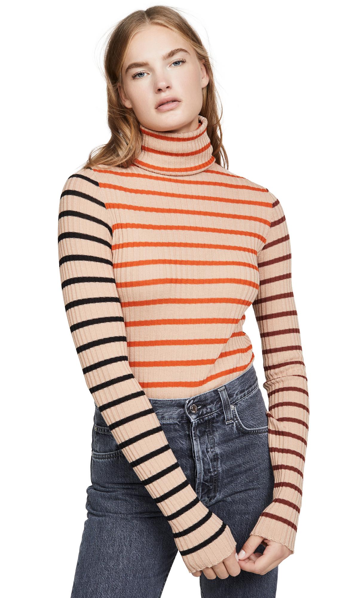 Buy NUDE online - photo of NUDE Turtleneck Sweater