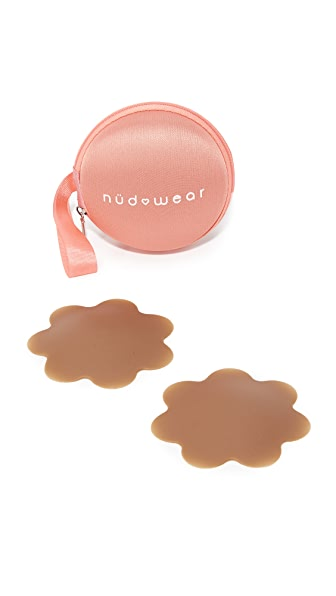 NUDWEAR DAISIES WATERPROOF NIPPLE COVERS