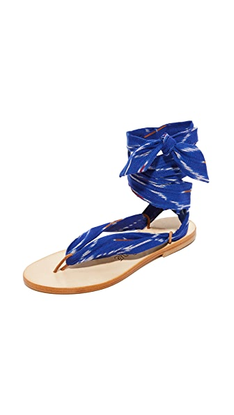 Nupie Nupie Wrap Sandals