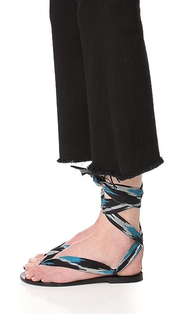 Nupie Nupie Wrap Sandals