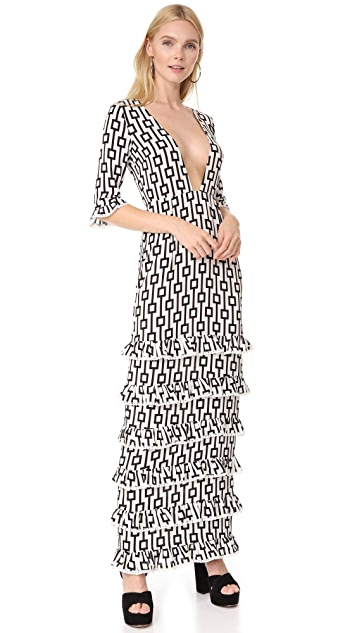 Nightwalker The Leila Maxi Dress