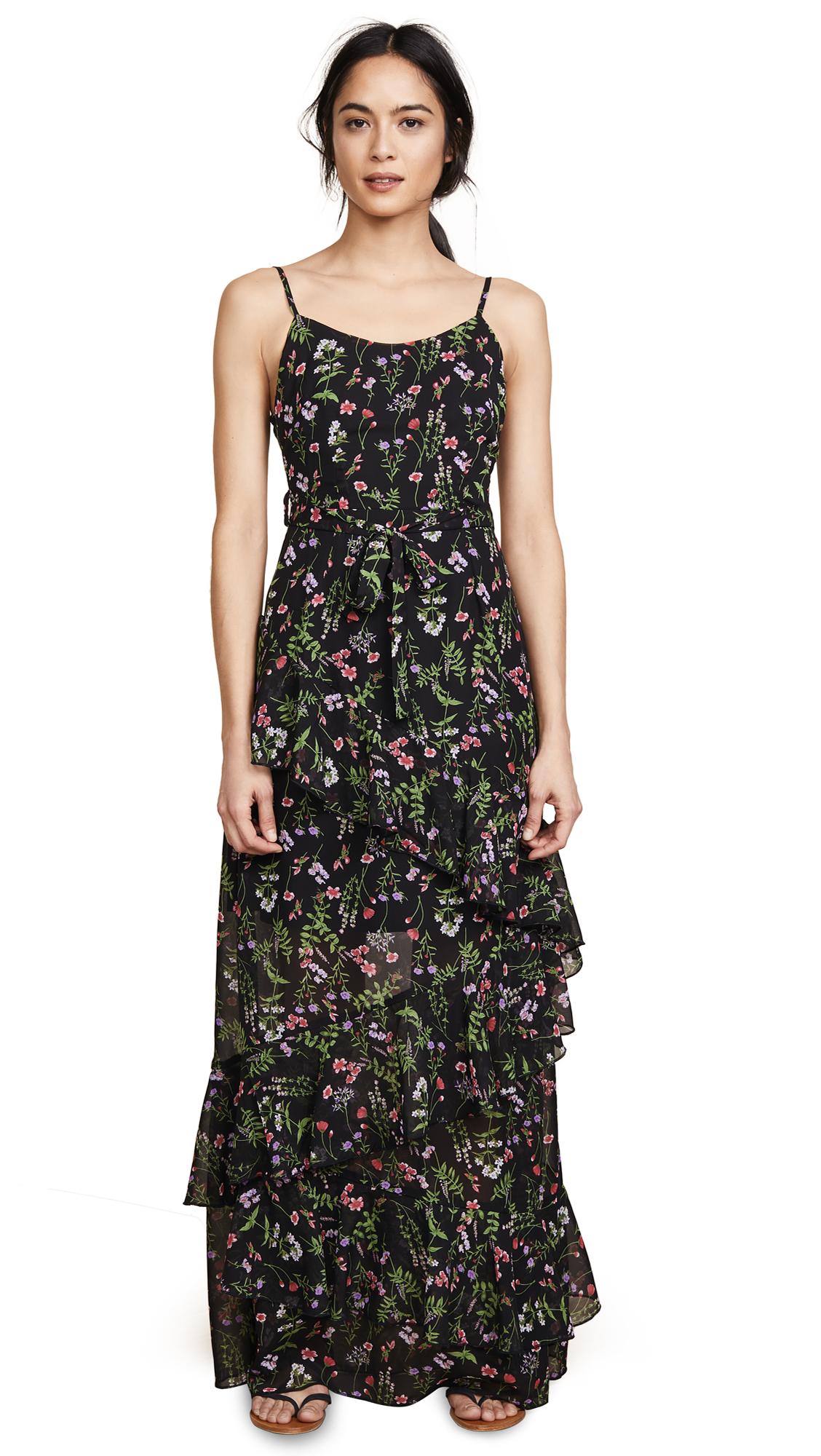 NIGHTWALKER THE DELPHINE DRESS