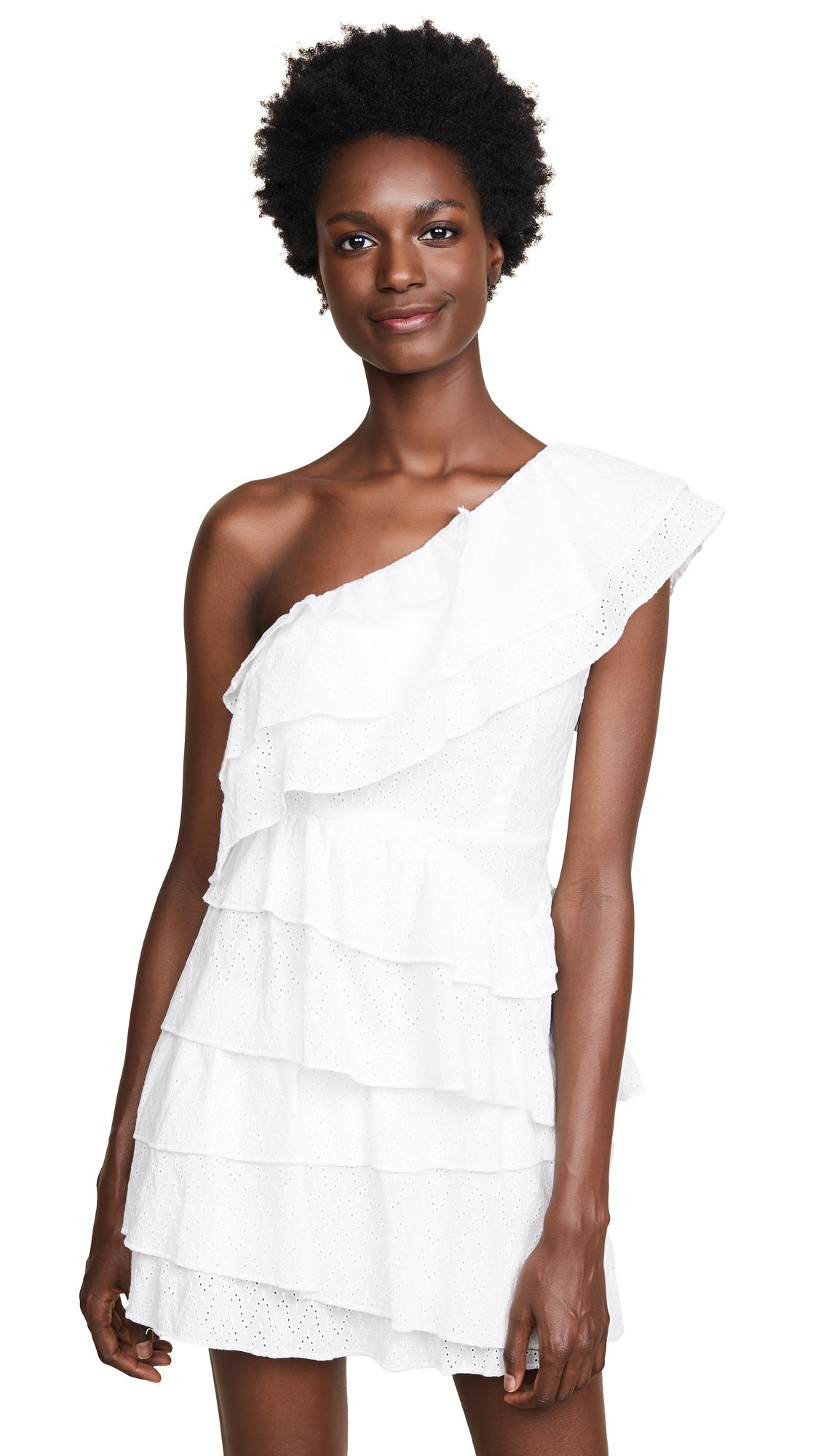 NIGHTWALKER Gina Dress in White