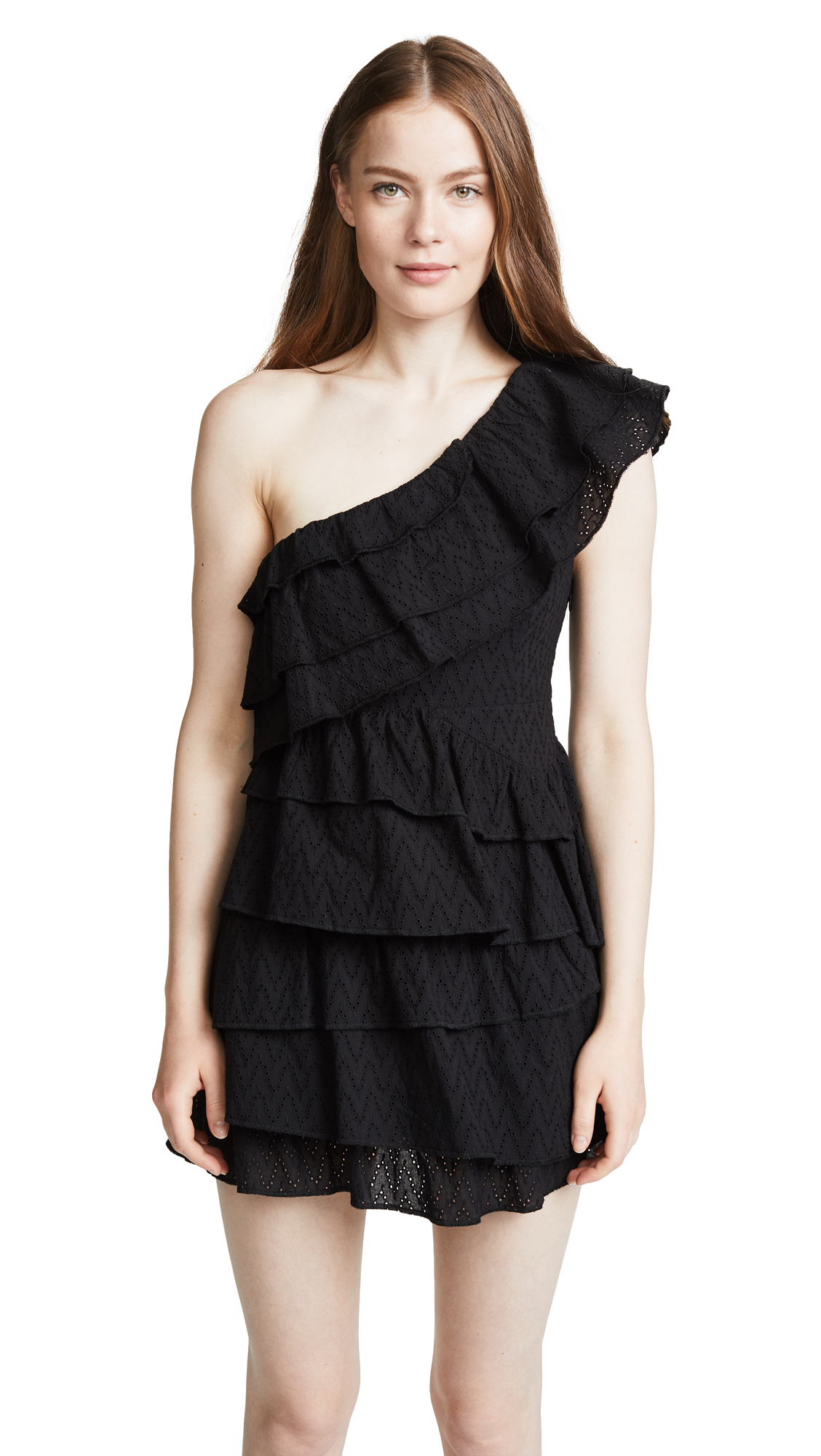 NIGHTWALKER Gina Dress in Black