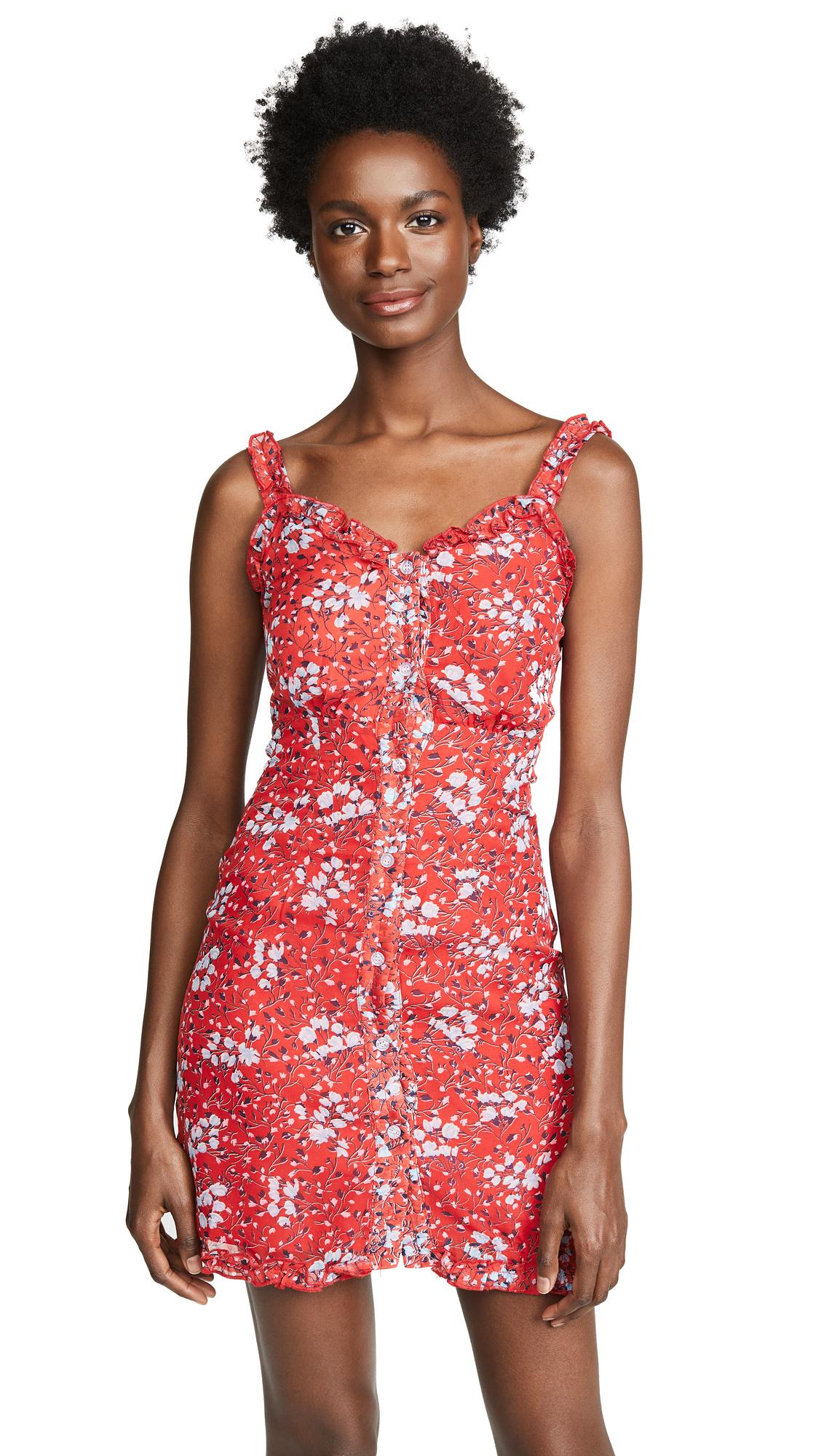 NIGHTWALKER Lyla Dress in Parisienne Floral