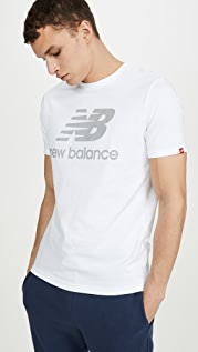 New Balance Reflective Logo T-Shirt