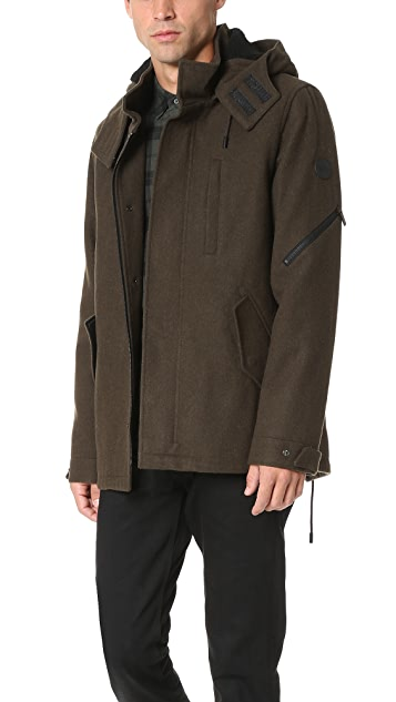 Native Youth Salvo Parka