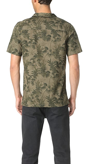 Native Youth Aldeburgh Short Sleeve Shirt