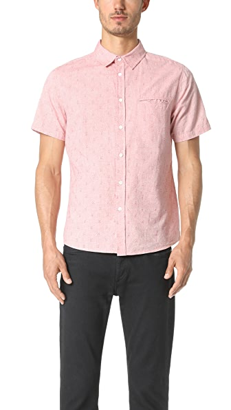 Native Youth Dawlish Short Sleeve Shirt
