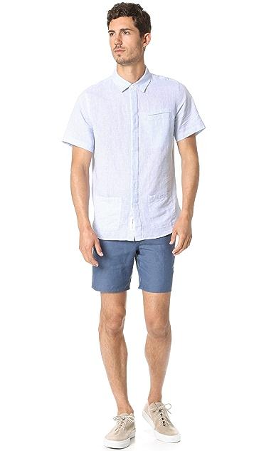Native Youth Wembury Short Sleeve Shirt