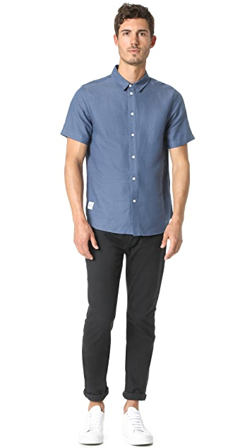 Native Youth Goodrington Short Sleeve Shirt