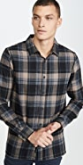 Native Youth Long Sleeve Azari Check Shirt