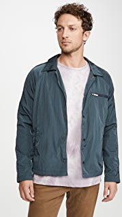 Native Youth Contrast Piping Coach Jacket