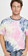 Native Youth Short Sleeve Tie Dye T-Shirt