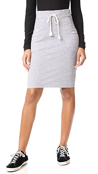 NYTT Sweatshirt Skirt