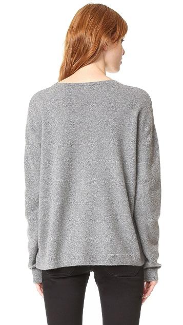 Natasha Zinko Cherry Cashmere Sweater