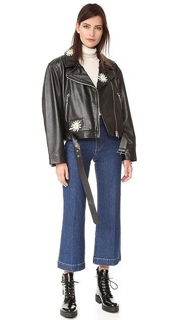 Natasha Zinko Leather Jacket