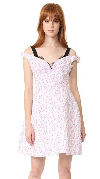 Natasha Zinko Floral Dress - Pink