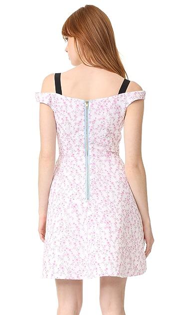 Natasha Zinko Floral Dress