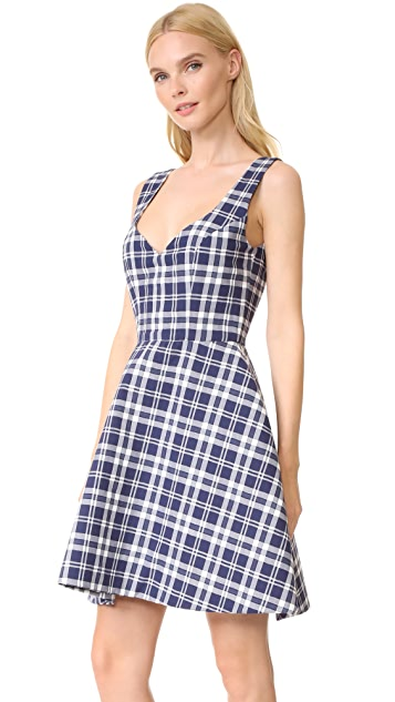 Natasha Zinko Cotton Mini Tulip Dress