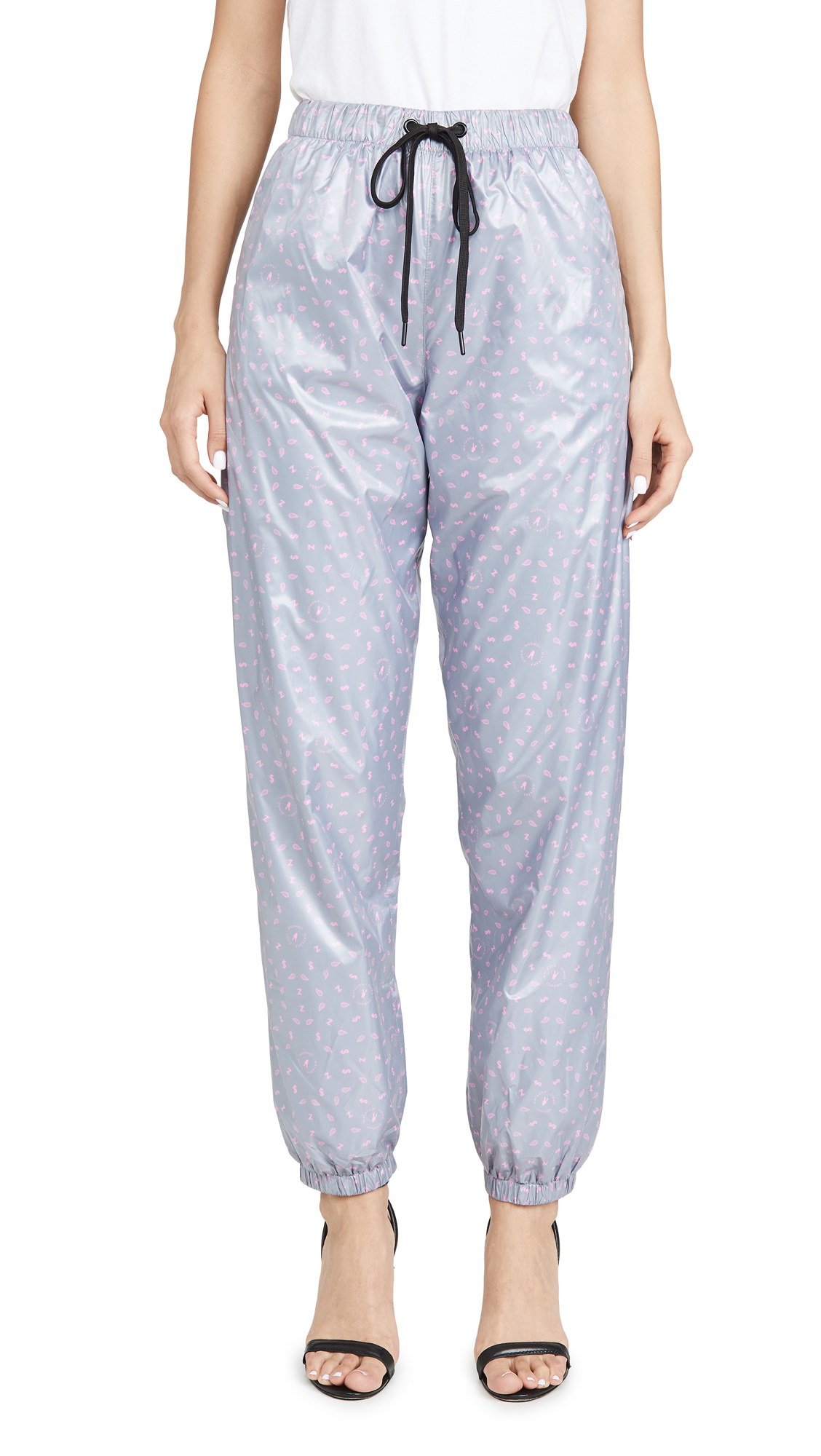 Buy Natasha Zinko online - photo of Natasha Zinko Printed Joggers